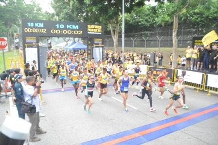 Photo Credits: Yellow Ribbon Prison Run